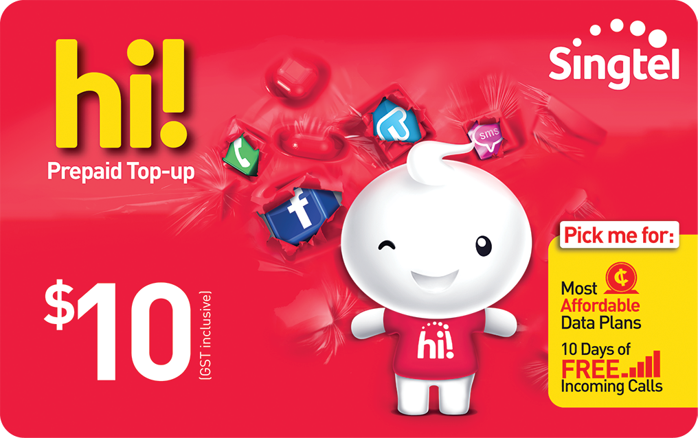 Prepaid Online Top-Up | Prepaid Top-Up Cards | Changi Recommends